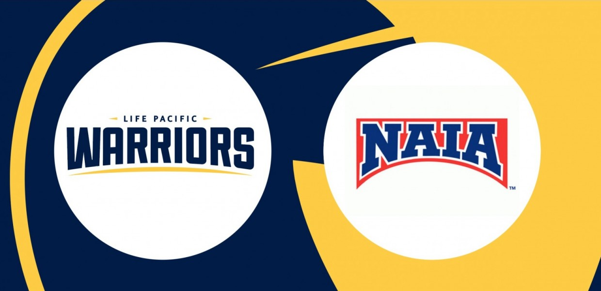 Photo for LIFE PACIFIC ATHLETICS WELCOMED INTO NAIA