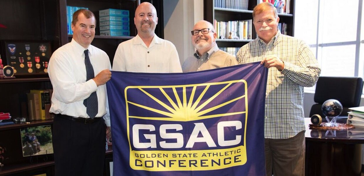 Photo for Life Pacific College to Join Golden State Athletic Conference For 2017-18 Season